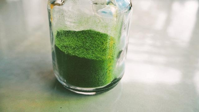 有機オリーブの抹茶