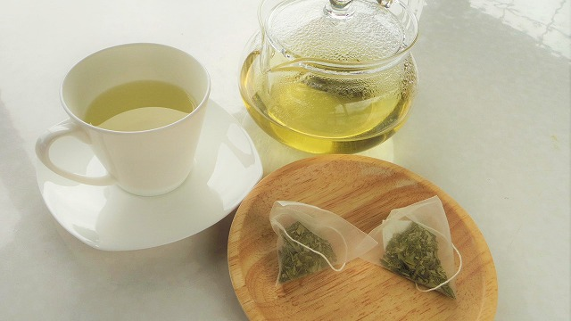 山田オリーブ園 小豆島産有機オリーブ茶