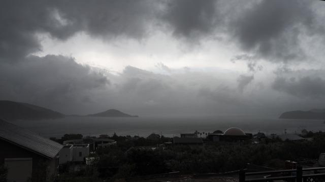 2019.6.15小豆島の雨