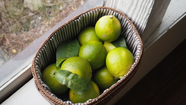 小豆島産有機ベルガモット果実