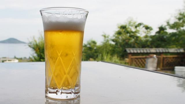 春のビール