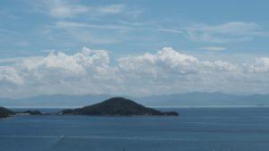 2020年小豆島の盛夏