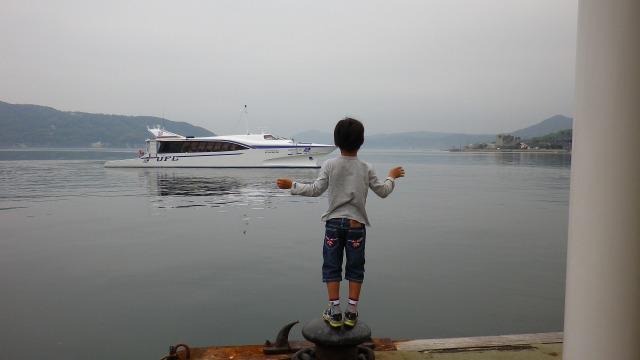 小豆島・草壁港・高速艇