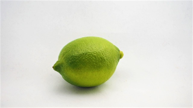 小豆島産有機グリーレモン