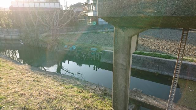 佐賀の多布施川