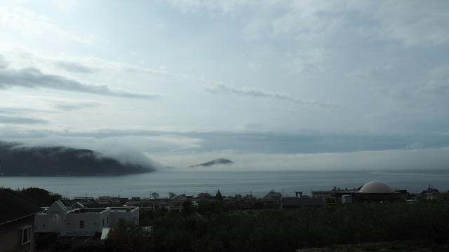 春の雨・小豆島